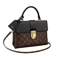 Louis Vuitton Monogram Canvas One Handle Flap Bag MM Handbag Article: M43125 Made in France  Louis Vuitton Handbag