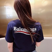 BALENCIAGA T-Shirt Tee Top