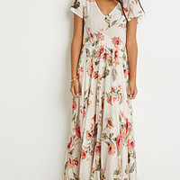 Raga Tropical Getaway Maxi Dress