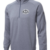 ALA  Sport-Tek® Mens Tech Fleece 1/4-Zip Pullover
