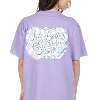 Life Is Better in Seersucker 2.0 - Short Sleeve – Lauren James