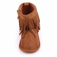 First Walker  Toddler Shoes with Tassels