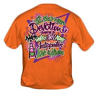 SALE Sweet Thing Funny Devotion Chevron Oil Field Wife Girly Bright T Shirt