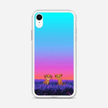 The Lion King Son iPhone XR Case