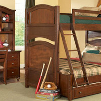 Dallas Twin over Full Bunk Bed