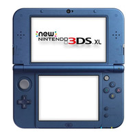 Nintendo New Galaxy Style New Nintendo 3DS XL Console