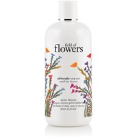 Field of Flowers Shampoo, Shower Gel & Bubble Bath