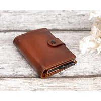 Palermo Smart Wallet & Mechanical Card Holder with RFID