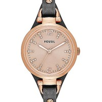 Fossil Georgia Watch - Women's Watches | Buckle