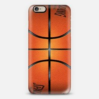 Basketball iPhone 6 case by Emiliano Morciano | Casetify
