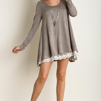 Lovely Lace Tunic