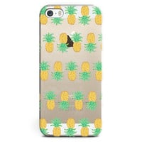 Casetify - iPhone 5/5S Case - Pineapple Stripes