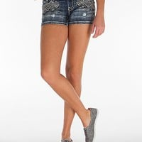 Miss Me Embellished Stretch Short