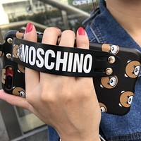 MOSCHINO iphone Xs max Mobile phone shell