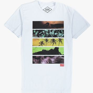 Life Collage Tee