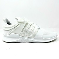 Adidas EQT Support ADV Triple White CP9558 Mens Running Shoes