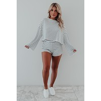 Just Go With It Set: White/Black