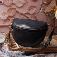 BALENCIAGA HOT STYLE LEATHER INCLINED SHOULDER BAG