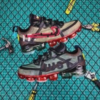 Nike Air Vapormax 2019 Cpfm Red Logo Mandarin Duck Shoes - Best Online Sale