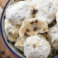 Chocolate Chip Snowball Cookies, Snowball Cookies, Mexican Wedding, Chocolate Chip Cookies, Russian Tea Cakes, Russian Tea Cake Cookies
