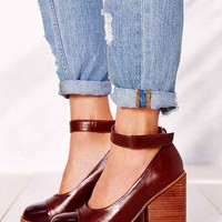 Jeffrey Campbell Rothes Ankle-Strap