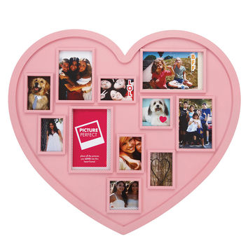 Picture Perfect Heart Frame