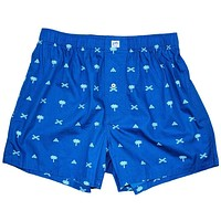 Loose Cannon Boxer in Blue Cove by Southern Tide
