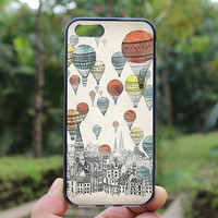 UP,hot-air balloon,iphone 5s case,iphone 4 case,iPhone4s case, iphone 5 case,iphone 5c case,Gift,Personalized,water proof