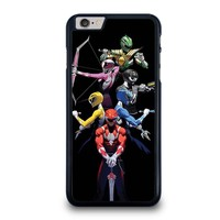 POWER RANGERS CLASSIC iPhone 6 / 6S Plus Case