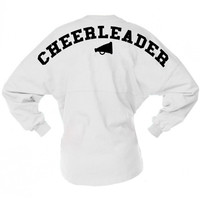 Cheerleader Game Day Jersey