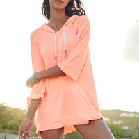 Hooded Poncho - Beach Terry - Victoria's Secret