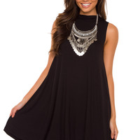 Shop Priceless Laila Dress - Black