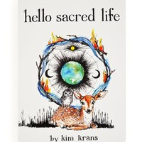 The Wild Unknown Hello Sacred life Book