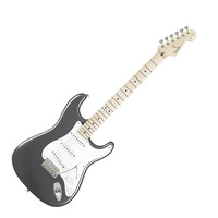 Fender Eric Clapton Stratocaster with Maple Fretboard - Pewter at Hello Music
