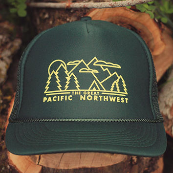The Great PNW — Evergreen Hat