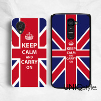 Keep Calm series - England - LG google phone case for LG G2 Nexus 4 Nexus 5, keep calm and carry on plastic back cover case