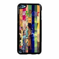 Harry Potter All Book Story iPod Touch 5th Generation Case