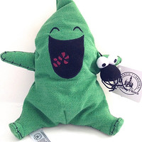 "disney parks nightmare before christmas oogie boogie 9"" plush new with tags"