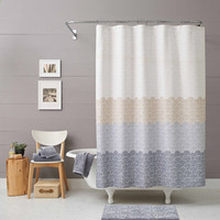 Walmart: Better Homes and Gardens Ombre Shower Curtain