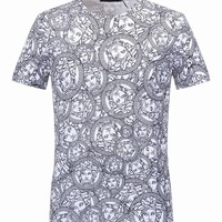 Versace T-Shirt Top Tee-11