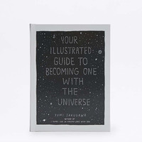 Your Illustrated Guide to Becoming One with the Universe Book - Urban Outfitters
