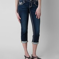 Rock Revival Betty Cropped Stretch Jean