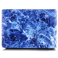 """Marble Pattern Rubberized Hard Cover Case for MacBook 12 / Air 11 13 11.6 13.3 / Pro 15 13inch 13"""" Retina 13.3 15.4 Laptop Cover"""