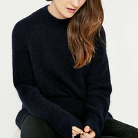 Selected Femme Kitty Knit Turtleneck Jumper - Urban Outfitters