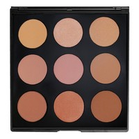 That Glow Bronzer Palette (9BZ) by Morphe Brushes
