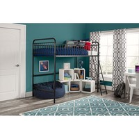 Better Homes and Gardens Kelsey Twin Metal Loft Bed, Multiple Colors - Walmart.com