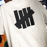 Undefeated Fashion Casual Shirt Top Tee