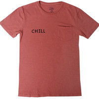 Altru Apparel Chill Cotton Pocket Tee (Only Size M)
