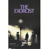 The Exorcist Movie Poster 24x36