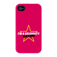 Celebrity Hater Full Wrap Premium Tough case for iPhone 4/4s by Chargrilled